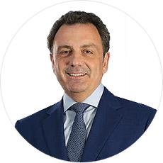 Felix de las Cuevas – Senador por Cantabria del Partido Popular Logo