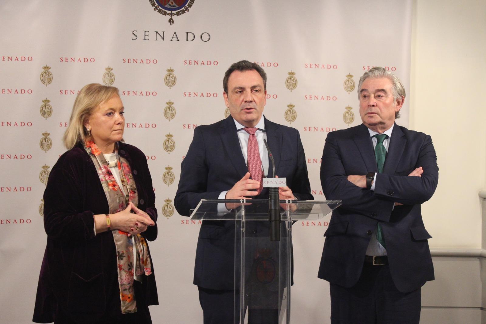 Defendiendo a las industrias electrointensivas junto a Mercedes Fernández y José Manuel Barreiro