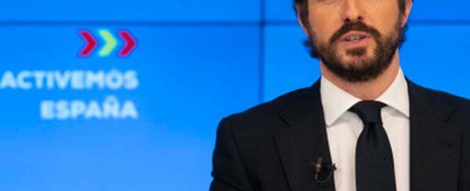 Pablo Casado Activemos España
