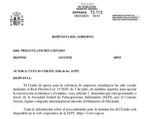 CELSA, EL EJEMPLO DEL INTERÉS DEL GOBIERNO DE ESPAÑA POR REACTIVAR LA ECONOMÍA