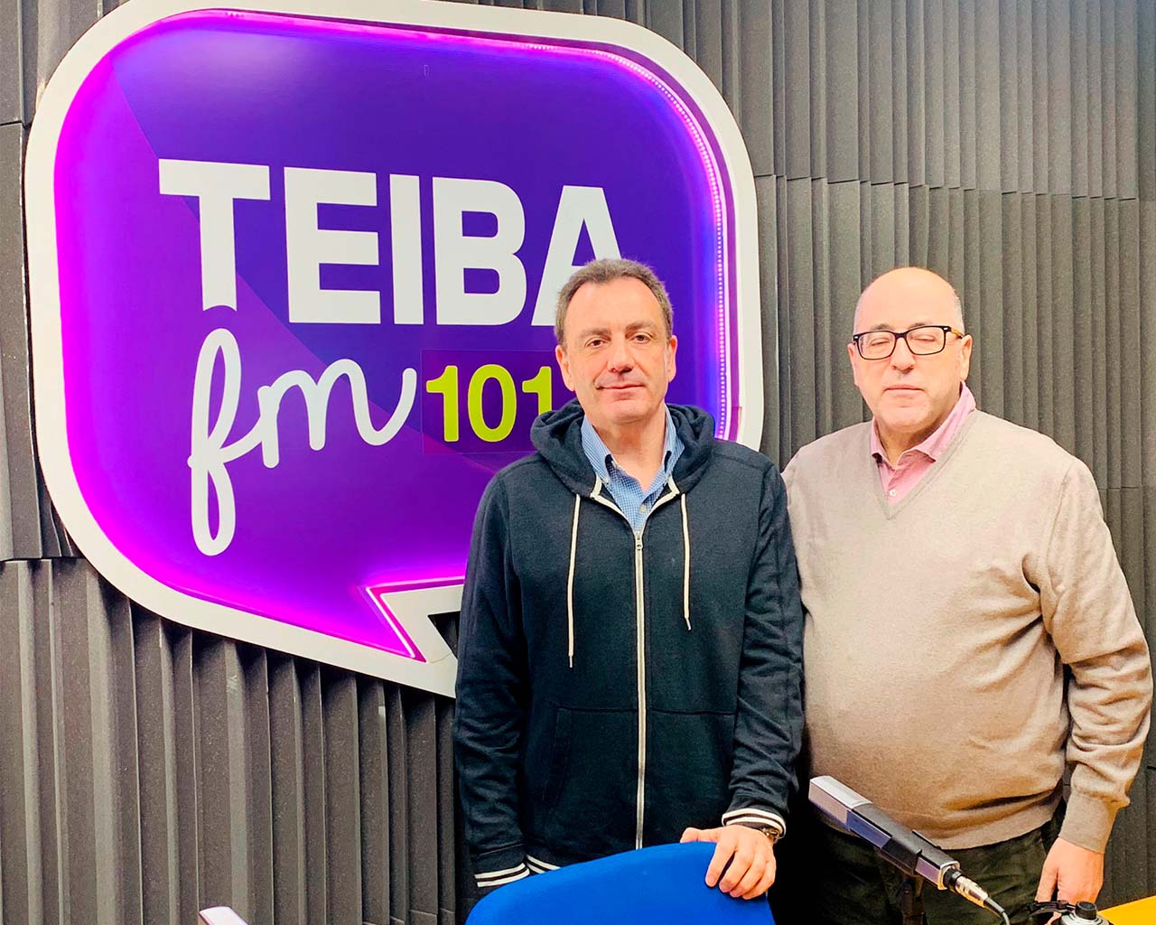 Intervención en Teiba FM
