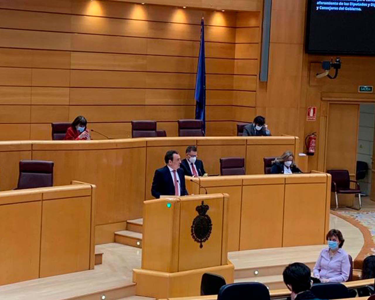 Reforma Estatuto Cantabria