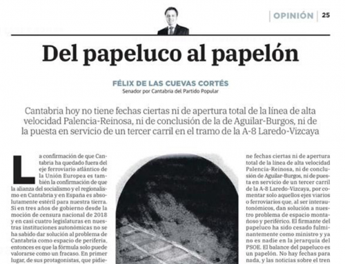 DEL PAPELUCO AL PAPELÓN